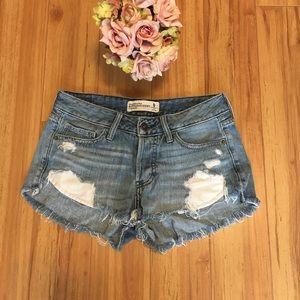 Abercrombie & Fitch Boyfriend Shorts